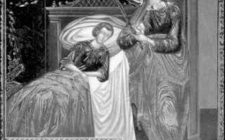 Молитвы перед иконой Пресвятой Богородицы «Целительница»