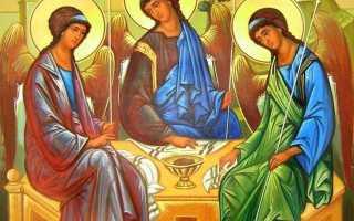Молитва «Царю небесный» текст с комментариями на русском языке