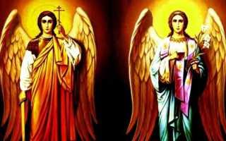 Молитва архангелу Михаилу — очень сильная защита