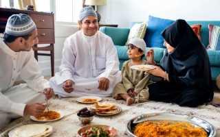 Дуа перед едой, дуа после еды, дуа за того кто угостил — MuslimClub