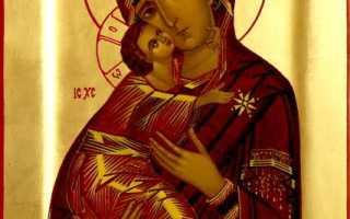 Всемилостивая молитва Серафима Саровского к Богородице