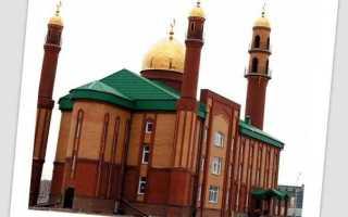 Время намаза в Новосибирске. Расписание молитв на сегодня, месяц в Новосибирске