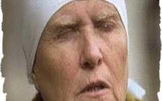 Акафист и молитва иконе Божией матери «Геронтисса»