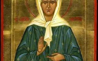 Молитва богородице целительнице от женских болезней
