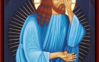Молитвенное правило за убиенных во чреве младенцев Схимонахини Антонии
