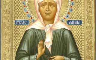 Сильная молитва Матроне Московской: защита и очищение от порчи и сглаза