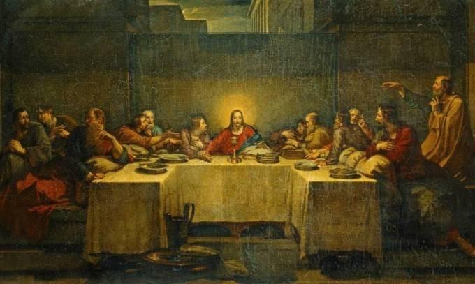 Вечери твоея тайныя днесь молитва